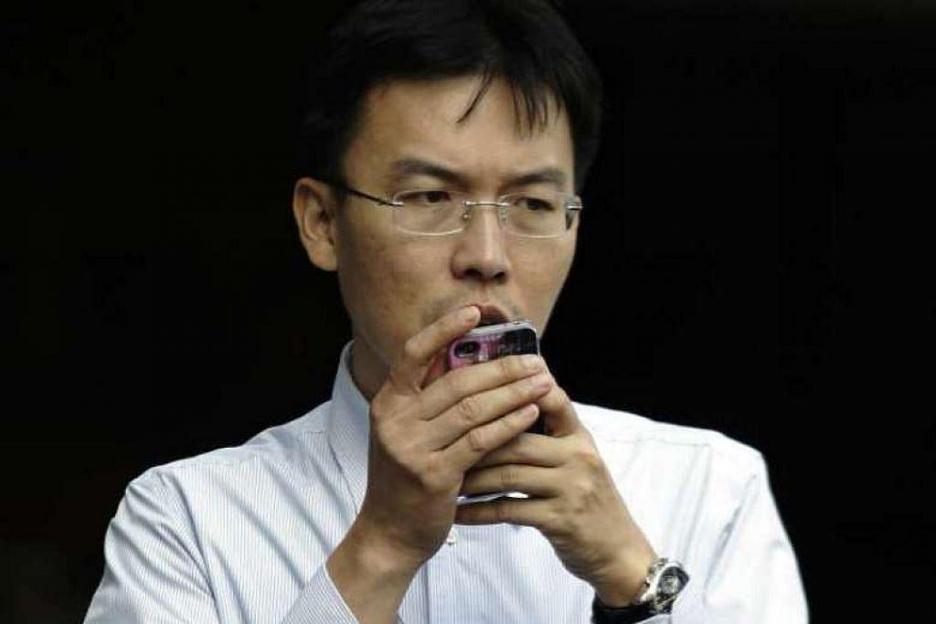 HADAPI HUKUMAN PENJARA: Lim Yong Nam yang menghadapi tuduhan melakukan konspirasi untuk menipu Amerika Syarikat dengan mendapatkan bekalan 6,000 modul frekuensi radio dengan cara samaran. Dia dan tiga rakannya dikatakan telah menyeludup komponen elektronik ke Iran yang digunakan dalam bahan letupan di Iraq. - Foto FAIL