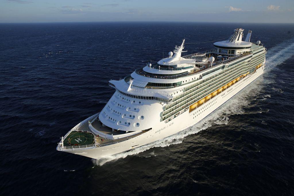 Kapal persiaran Royal Mariner of the Seas mengundang 10 pembaca Berita Harian/Berita Minggu berlayar ke Thailand dan Vietnam pada Januari depan.