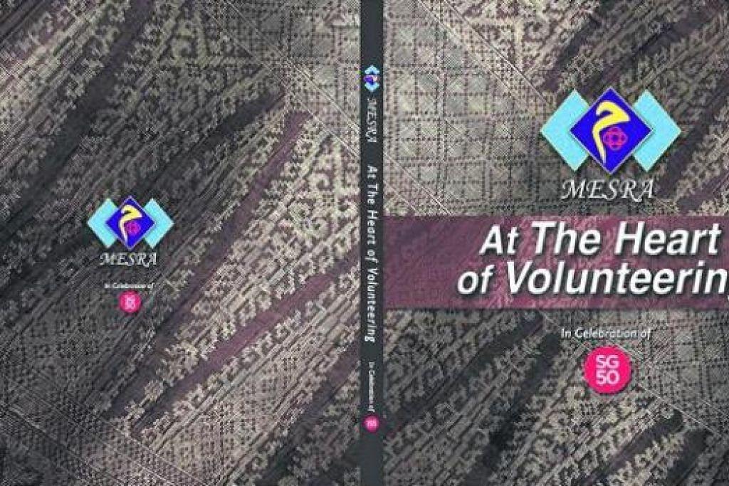 BUKU MEWAH SG50 MAEC: Buku ini mengisahkan sumbangan usaha ketua perintis dan pelapis MAEC. - Foto PA