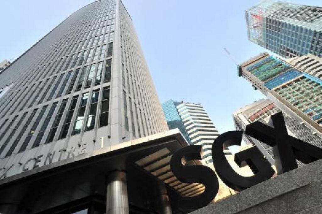Bursa Saham Singapura