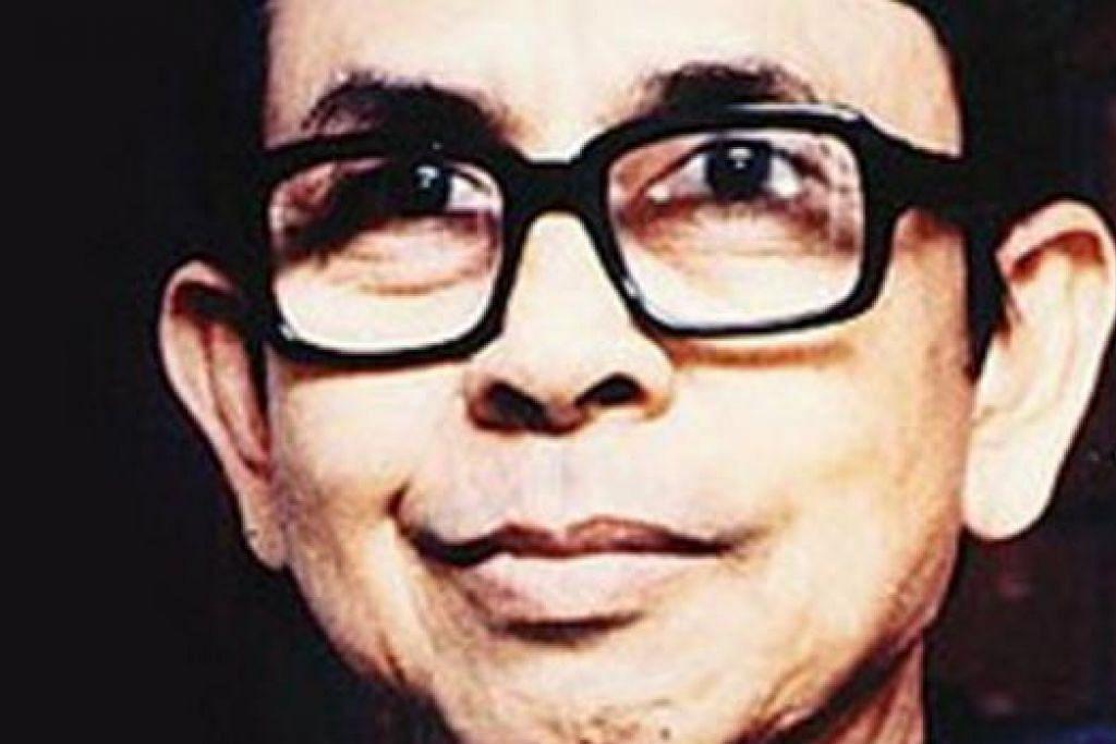 KERIS MAS: Kamaluddin Muhammad (1922-1992, anak Pahang) sudah mencipta nama sebagai penulis cerpen berbakat besar dan anggota sidang penulis akhbar 'Utusan Melayu' di Singapura. Beliau menjadi 'star' atau tetamu terhormat penubuhan Angkatan Sasterawan '50 di Singapura dan pernah menjadi Ketua Satunya.