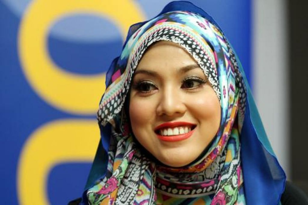 Penyanyi Shila Amzah - Foto fail