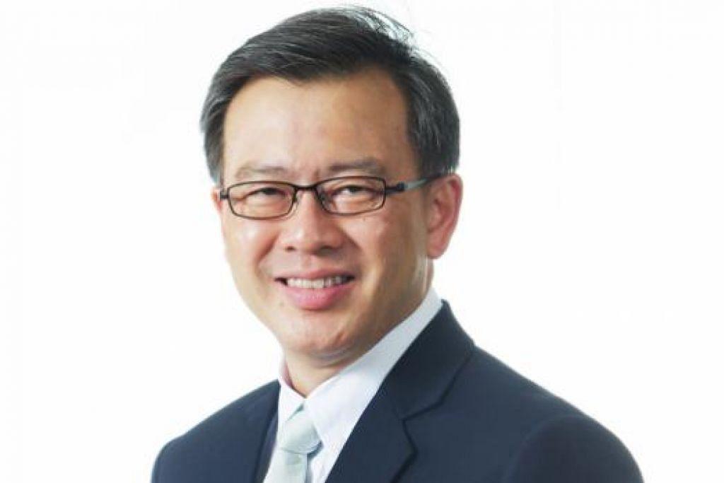 Encik Sin Boon Ann. Gambar INTERNET