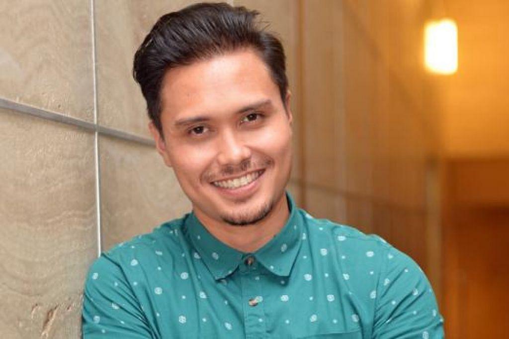 FIRDAUS RAHMAN: Tolak tiga tawaran menjayakan drama TV1 dan TV3 kerana beliau terlibat dalam penggambaran filem The Apprentice. - Foto M.O. SALLEH