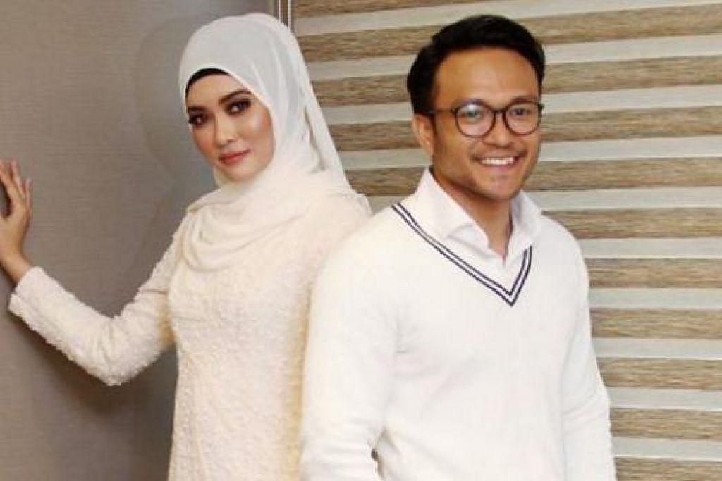BAKAL BERNIKAH: Pelakon Shaheizy Sam bakal mengakhiri zaman bujangnya pada 8 Februari ini bersempena hari lahir pasangannya, pelakon Syatilla Melvin. - Foto MSTAR ONLINE