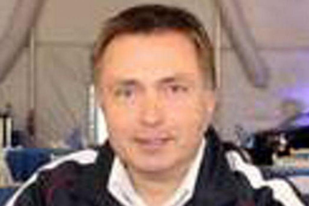 JOST CAPITO: Membantu McLaren memperkukuh program musim ini. - Foto CARCONNECTION