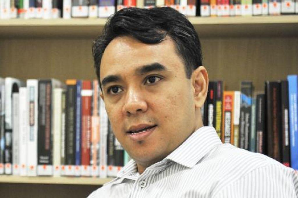 USTAZ DR MOHAMED ALI: Serangan di Jakarta menunjukkan bahawa fahaman IS telah benar-benar menular ke rantau ini.