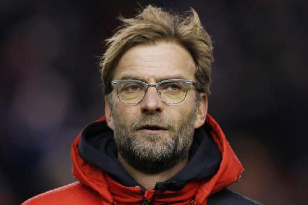 JUERGEN KLOPP: Pengurus Liverpool ini perlu mengatasi masalah pertahanannya yang rapuh sejak kebalakangan ini. - Foto REUTERS