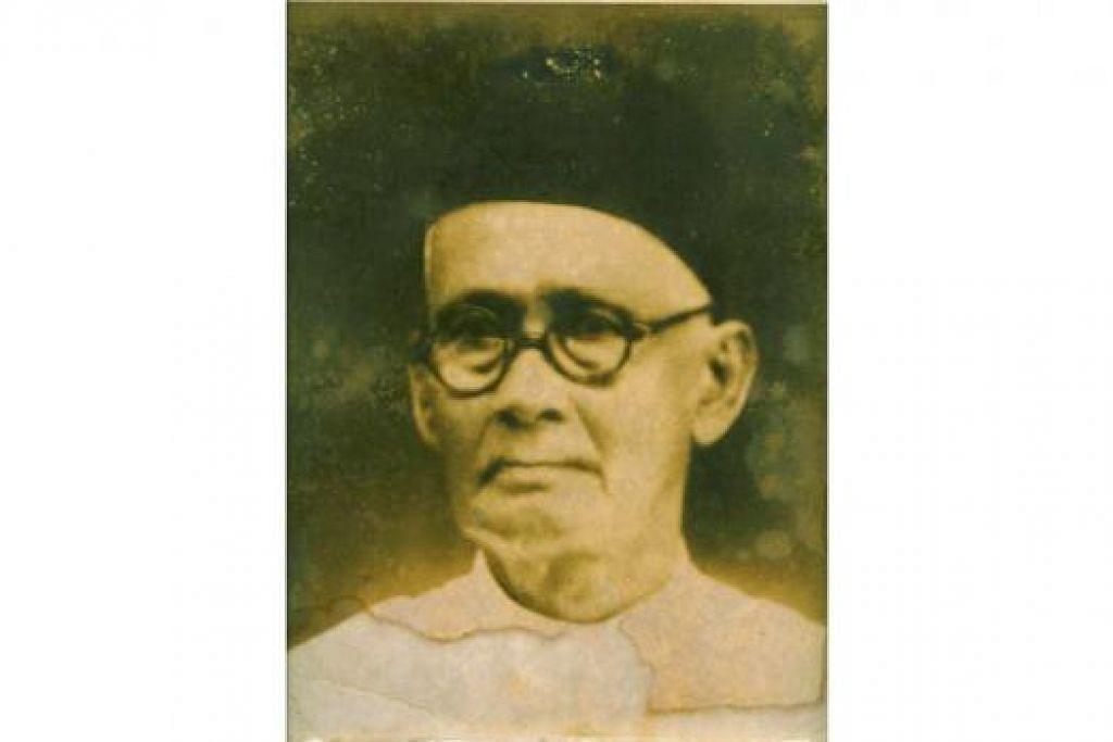 RAJA ALI HAJI: Pujangga terakhir kerajaan Riau yang adikaryanya, Tuhfatus Nafis, turut dikupas Dr Imran.