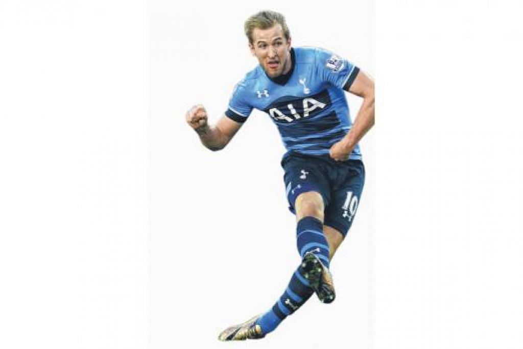 12 Gol: Harry Kane, Tottenham Hotspur