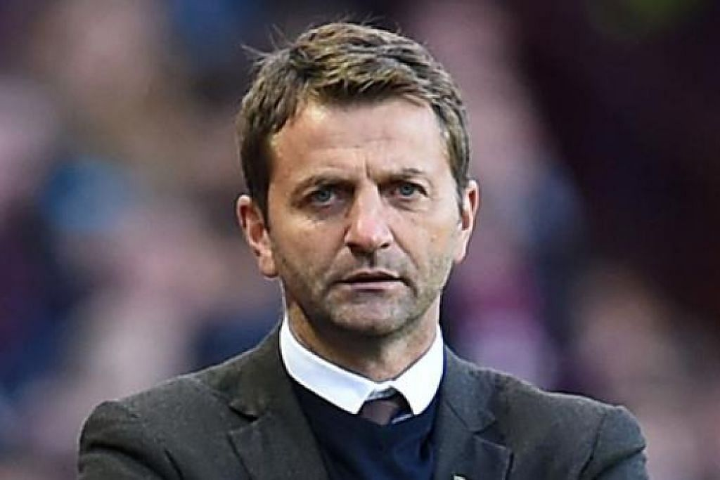 TIM SHERWOOD: Sekalipun menyelamatkan Aston Villa daripada diturunkan musim lalu, beliau tetap dipecat pada Oktober lalu. - Foto AFP