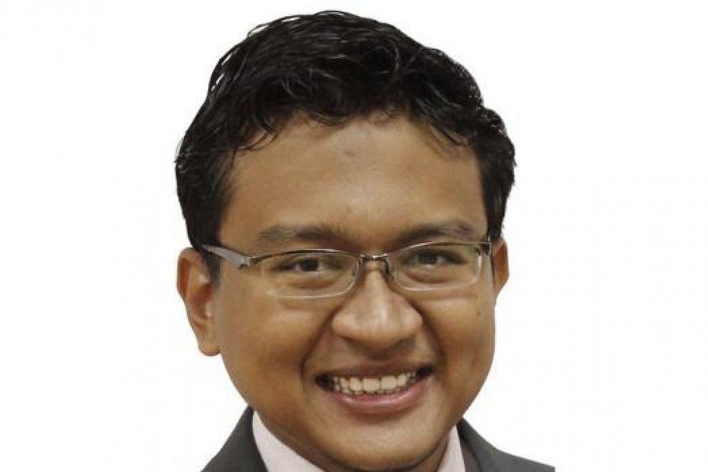 ENCIK MOHAMED HAMZAH: Singapura juga hadapi risiko sikap prasangka negatif terhadap Islam.