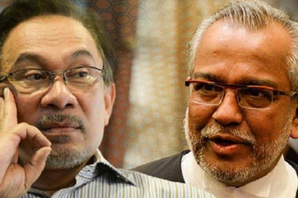 'PENGECUT': Timbalan Pendakwa Raya Malaysia, Tan Sri Muhammad Shafee Abdullah, yang mengendalikan kes liwat membabitkan Datuk Seri Anwar Ibrahim menerangkan istilah yang digunakannya bukan bersifat peribadi tetapi 'legalistik'. - Foto MALAYSIAKINI