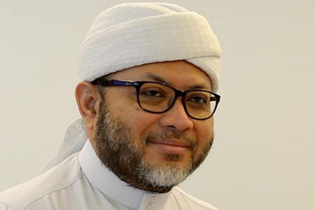 USTAZ HASBI: Usaha mendekati pekerja asing Islam di sini merupakan cabaran baru bagi masyarakat.
