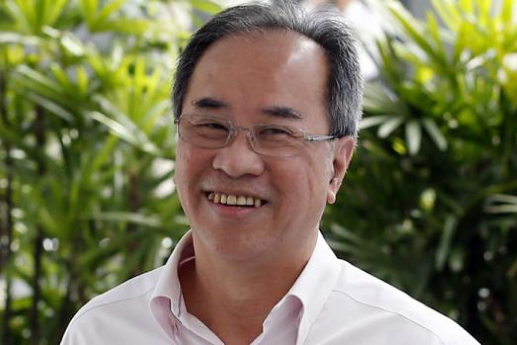 KOH YONG CHIAH: Berbohong kepada Kementerian Pendidikan mengenai hubungan seksualnya dengan seorang vendor. - Foto fail