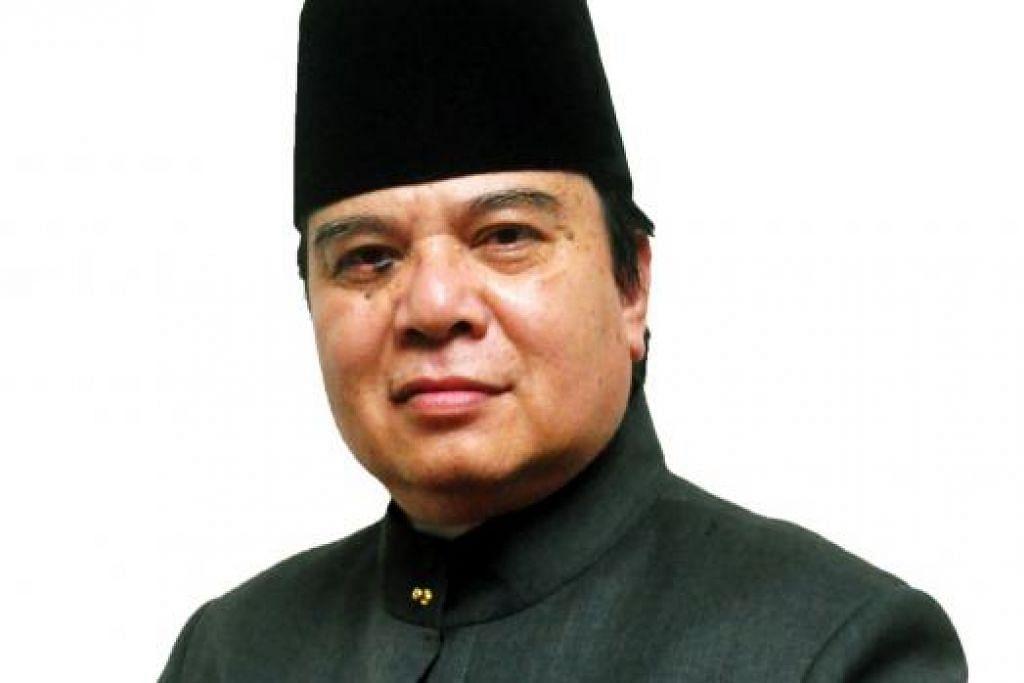 USTAZ DR AHMAD: Bercakap berkaitan kesihatan di dalam Islam. - Foto ihsan USTAZ DR AHMAD DAHRI