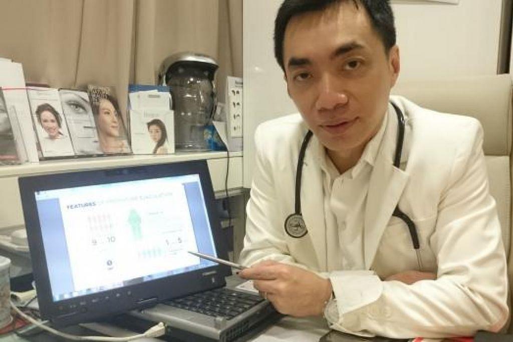 DR ELIAS TAM: Berbicara mengenai kesihatan seksual lelaki. – Foto fail