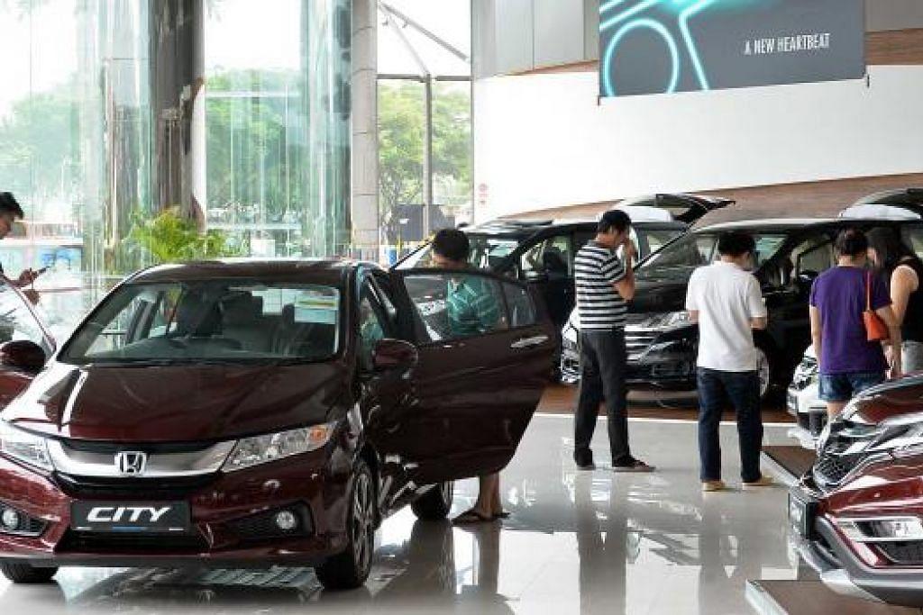 Ramai rebut peluang beli kereta baru, Berita Setempat ...