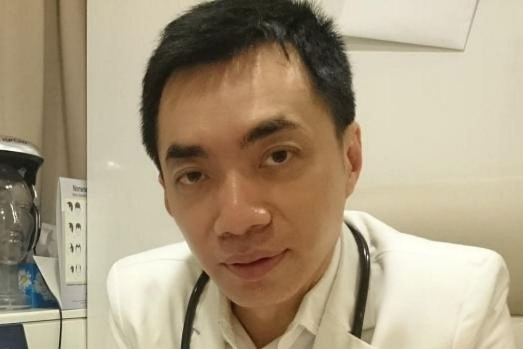 DR ELIAS TAM: Berbicara mengenai kesihatan seksual lelaki.