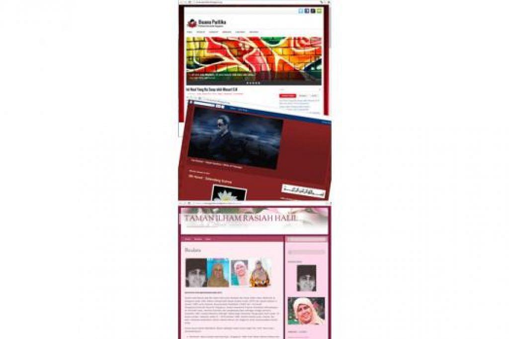 TEMPA NAMA DI SIBER: Penulis sastera boleh menempa nama di ruang siber dengan mendekati khalayak pembaca seperti dilakukan oleh Cik Rasiah Halil dan Encik Isa Kamari atau terlibat dalam gerakan seperti Komunitas Pecinta Puisi (https://riniintama.wordpress.com) di Indonesia.