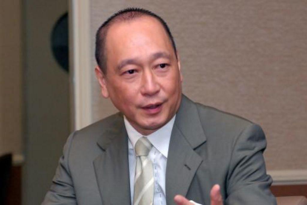 Encik Wee Ee Cheong - Gambar fail UOB