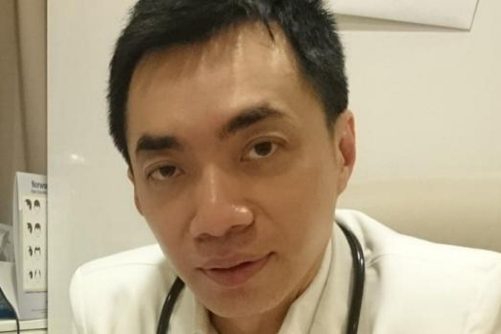 DR ELIAS TAM: Bakal berikan maklumat tepat tentang isu kesihatan lelaki.