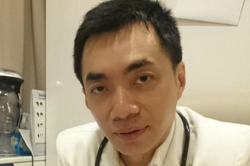 DR ELIAS TAM: Bicara soal masalah mati pucuk dalam bengkel bagi meneroka punca dan rawatan yang ada.