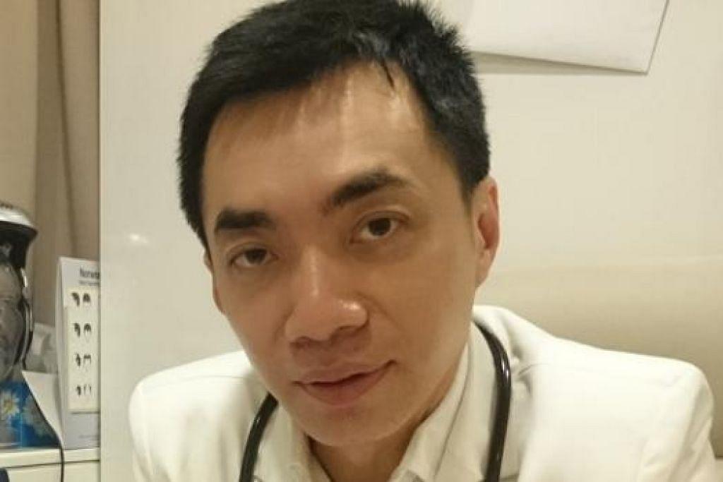 DR ELIAS TAM: Bicara soal kesihatan seksual lelaki dan andropos.