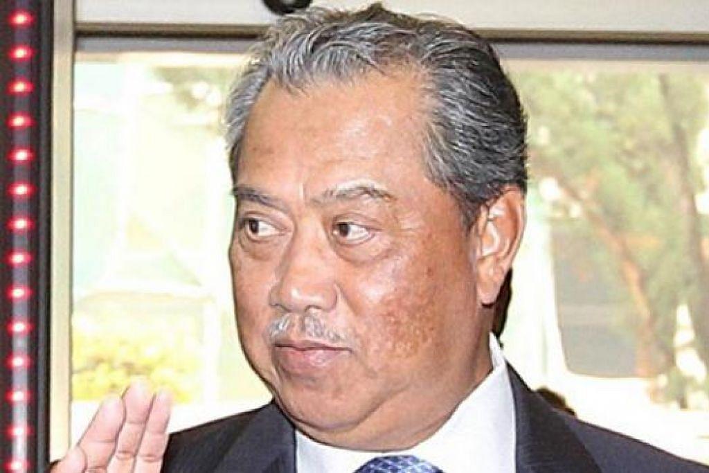 TAN SRI MUHYIDDIN: Sedar akan kekhuatiran rakyat tentang masa depan Malaysia.