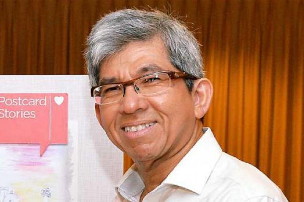 DR YAACOB IBRAHIM: Belia Melayu/Islam prihatin tentang cara masyarakat boleh kekal bersepadu dengan masyarakat lebih besar di Singapura.