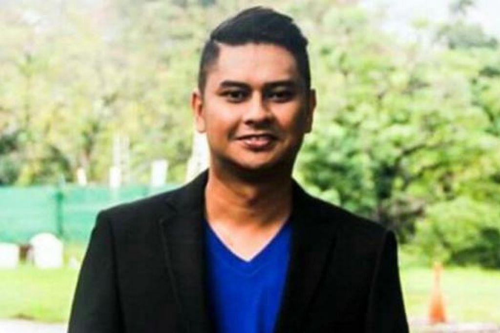 INGIN MENYUMBANG: Penyanyi Elfee Ismail terkesan dengan nasib mangsa yang mengikuti rombongan ke Port Dickson Disember tahun lalu sehingga mendorongnya melakukan satu lagi percutian ke tempat yang sama bulan depan.