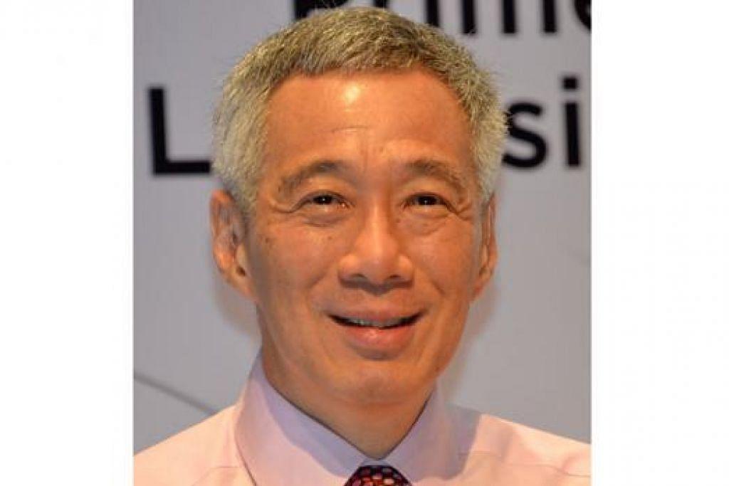 PM LEE: Ramai warga Singapura di luar negara meluahkan hasrat untuk pulang kerana melihat ada peluang untuk mengejar impian di tanah air. - Foto fail