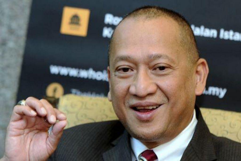 DATUK SERI NAZRI AZIZ: Dakwa Tan Sri Muhyiddin gagal melaksanakn tugasnya sebagai timbalan presiden Umno.