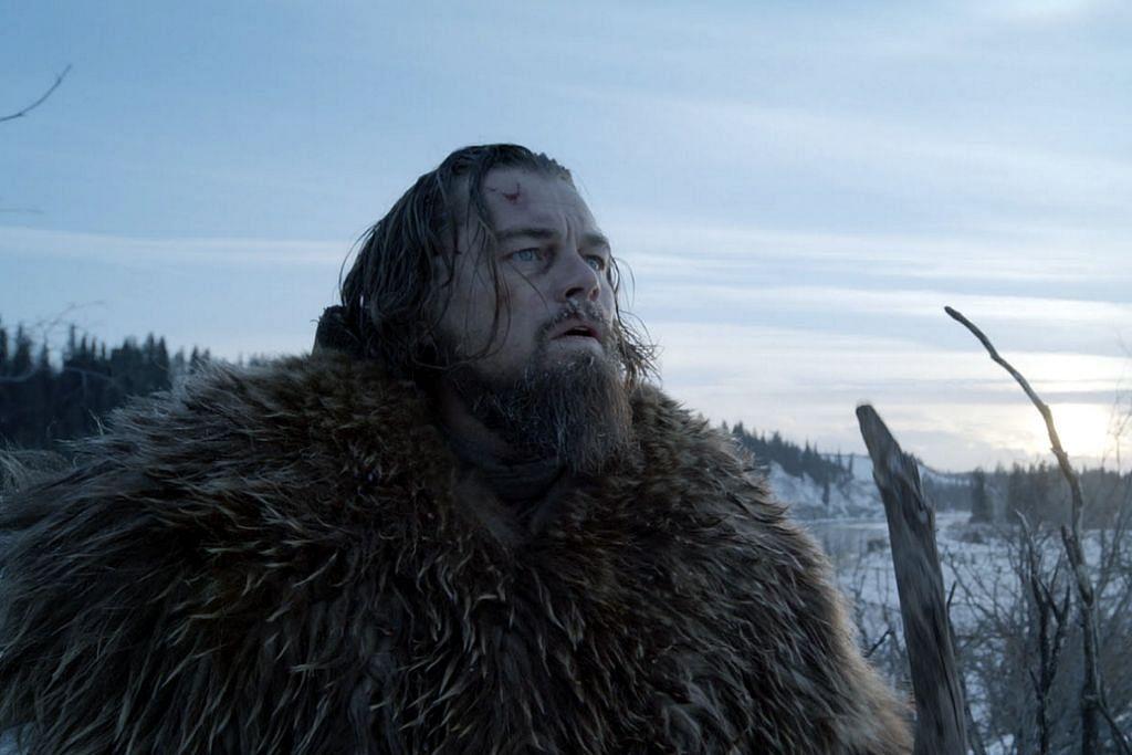 Oscar pertama buat DiCaprio?