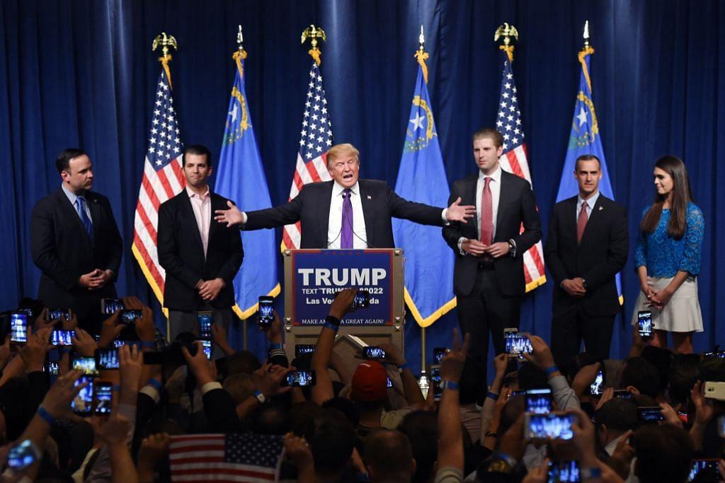 Trump di ambang jadi calon pilihan Republikan