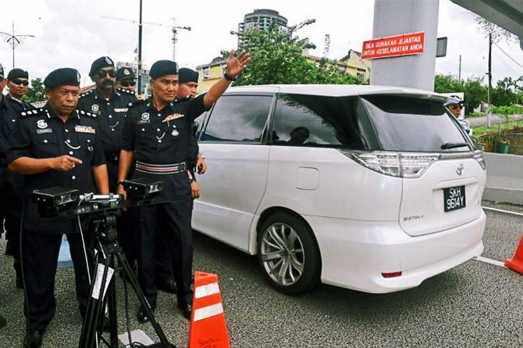 Kompaun lebih tinggi jika lengah bayar saman trafik di M'sia CARA BAGI PEMANDU SINGAPURA BAYAR SAMAN MALAYSIA