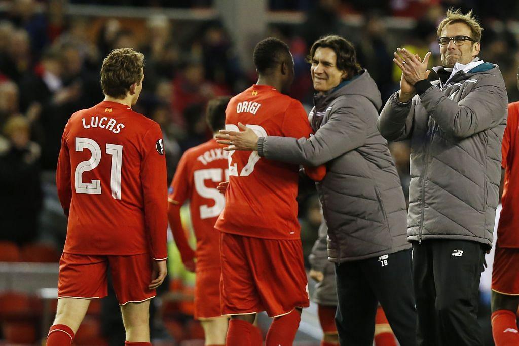 Liverpool sertai Man U dan Spurs mara