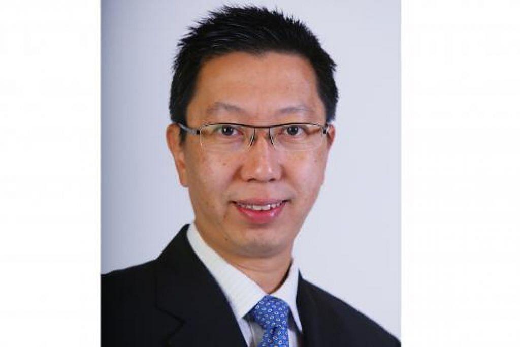 Ketua Eksekutif LTA, Encik Chew Men Leong