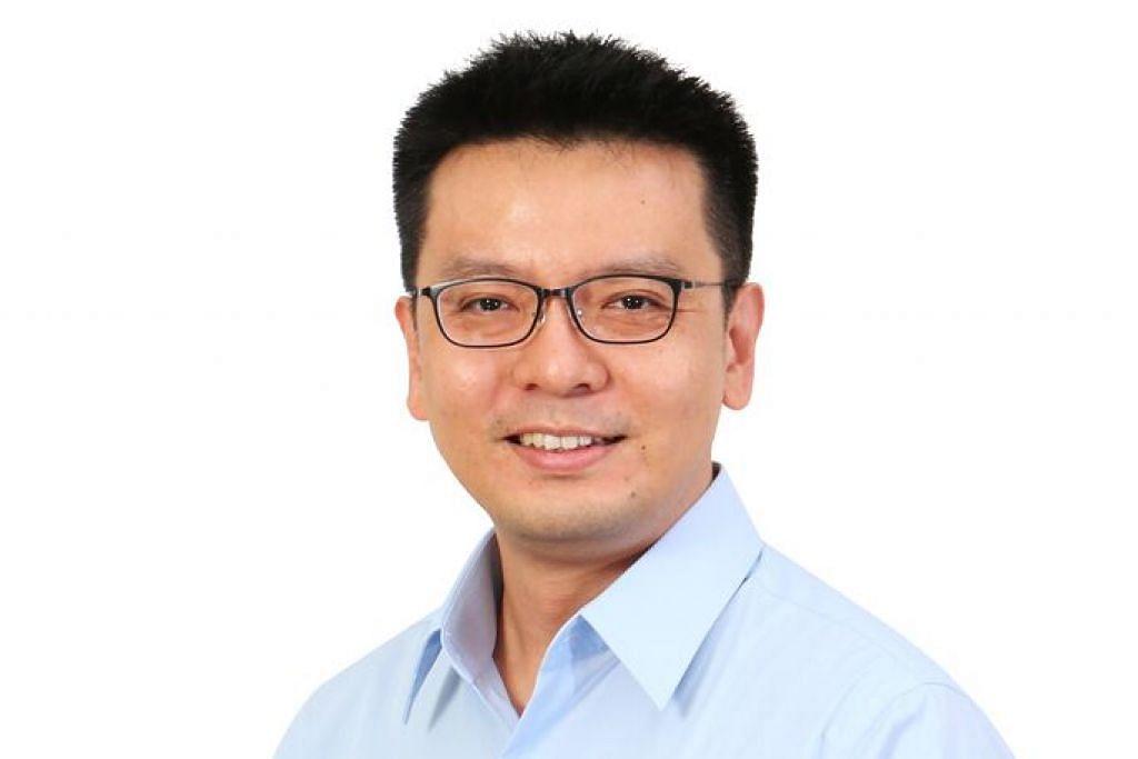 Daniel Goh angkat sumpah sebagai NCMP