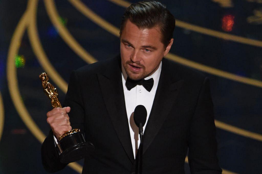 'Spotlight' rebut anugerah filem terbaik Oscars 2016