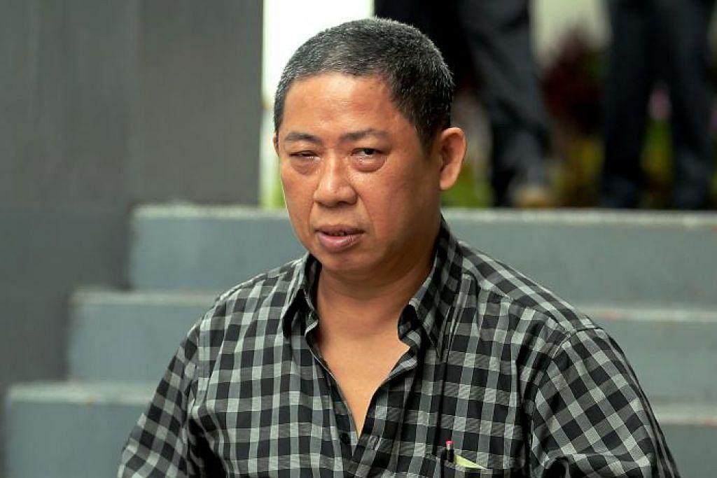 Lelaki dijel 6 bulan kerana tumbuk dan tampar pegawai kementerian