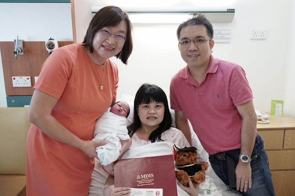 'Hadiah' MDIS bagi 10 bayi tahun kabisat