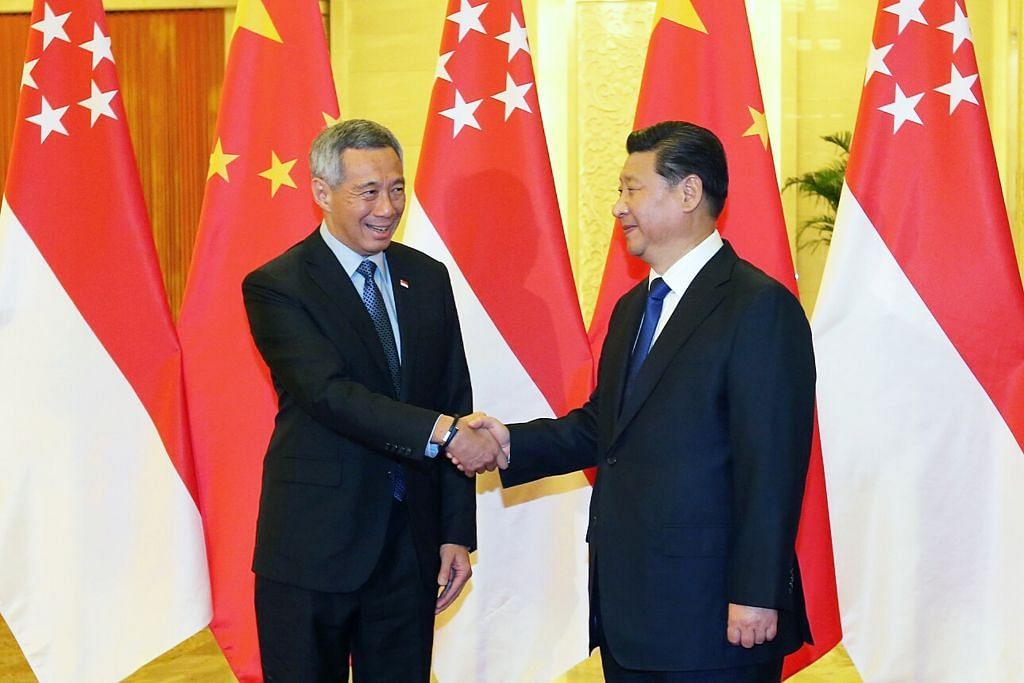 Hubungan S'pura-China: Satu perkongsian progresif