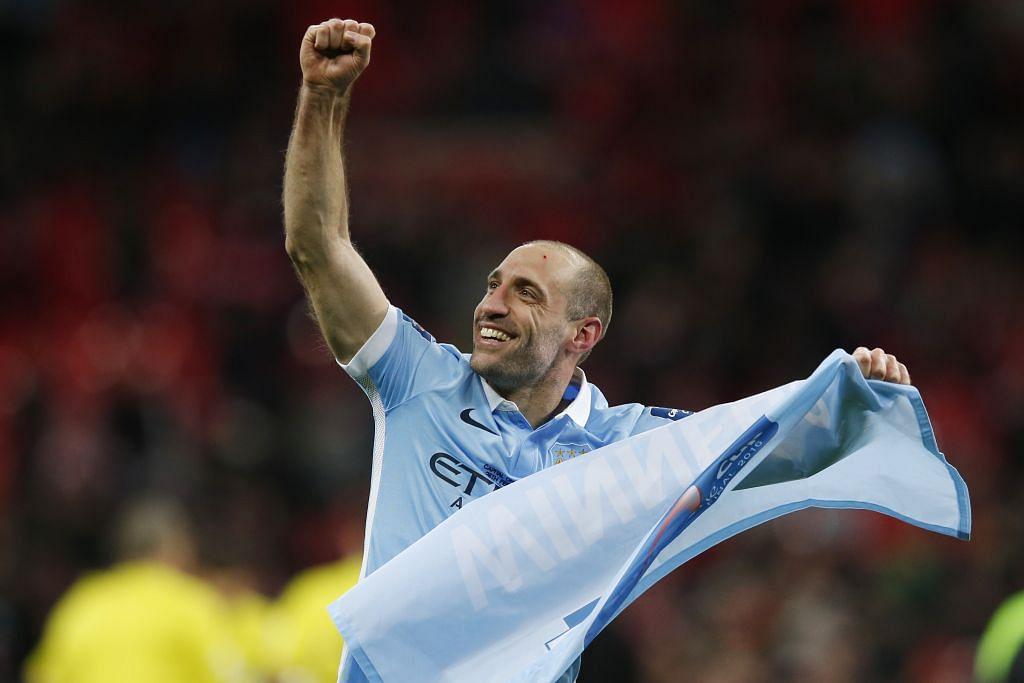 Zabaleta percaya City mampu terus menang