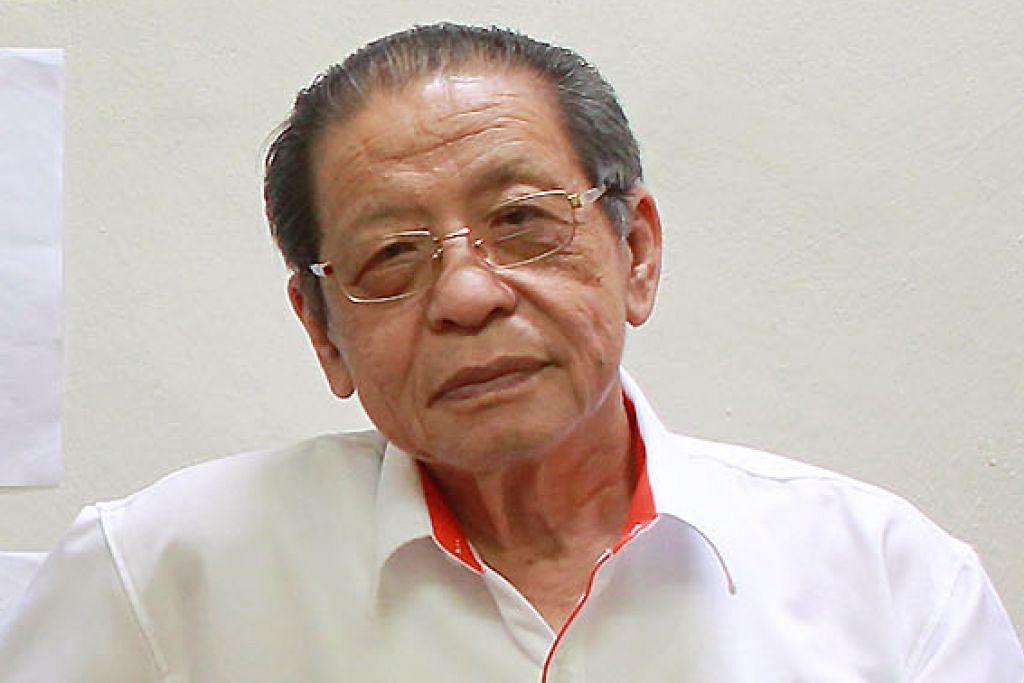 Kit Siang dakwa temui Dr M bincang isu negara