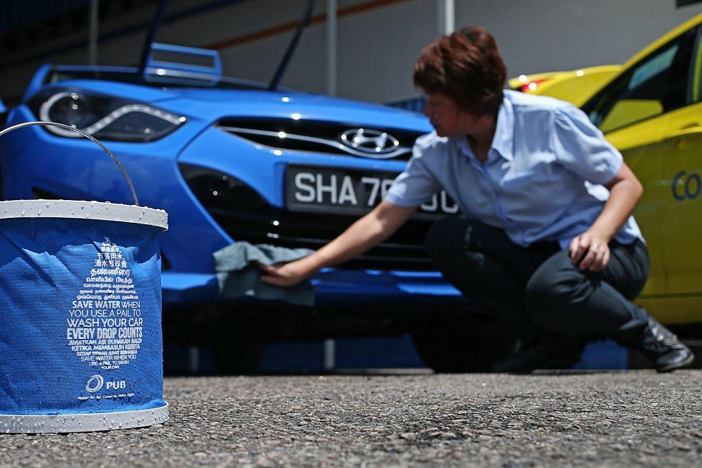 HARI AIR SEDUNIA Firma teksi bantu sebar mesej antara pemandu