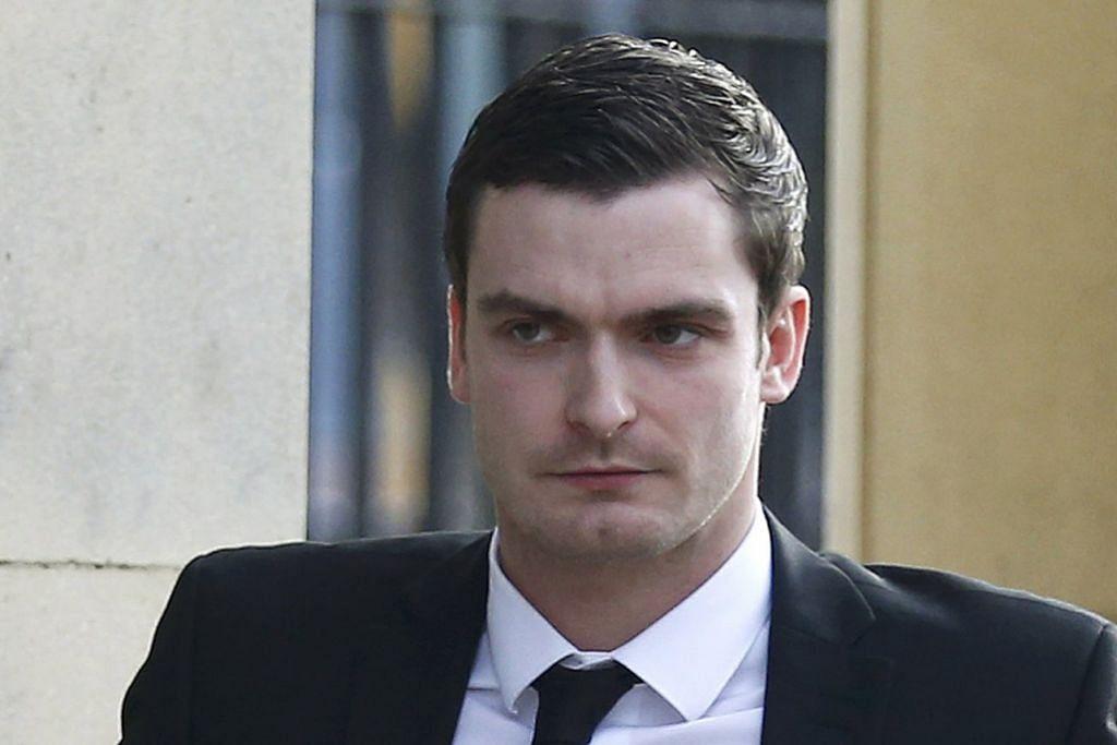 Johnson didapati bersalah atas tuduhan salah laku seks dengan gadis