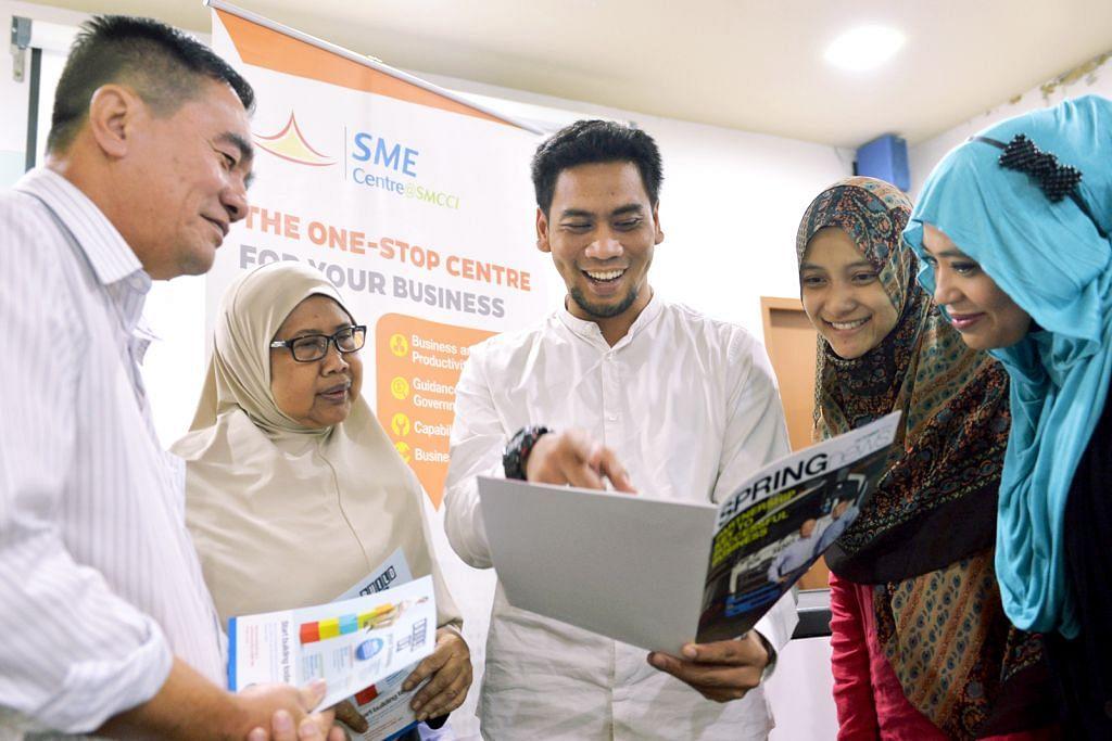 KEGIATAN DPPMS Lebih banyak syarikat dibantu Pusat SME@DPPMS
