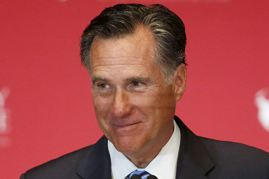 PENCALONAN PILIHAN RAYA PRESIDEN AS Romney bidas Trump