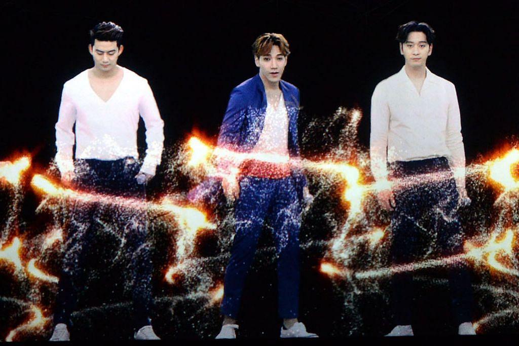 Konsert hologram K-pop